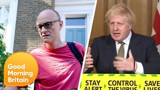 Was Boris Johnson Right to Defend Dominic Cummings? | Good Morning Britain