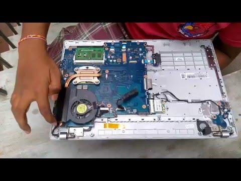 Laptop Display colour problem