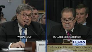 Attorney General William Barr on Mueller Report (C-SPAN)