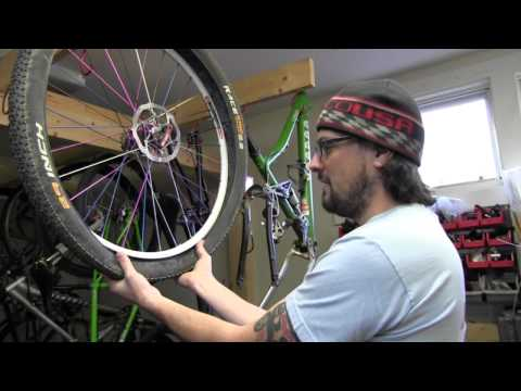 How-to: Tubeless Tire Change with Bike29.com