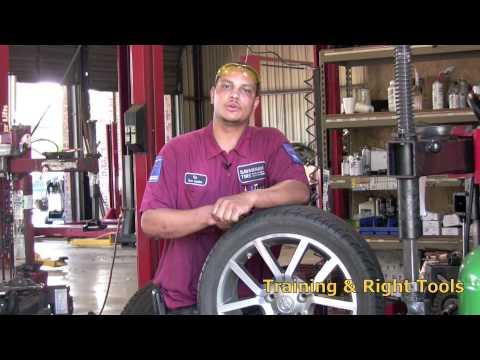 TPMS & Nitrogen Tire Inflation