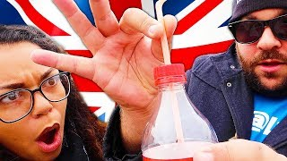 5 AMAZING Magic Tricks in London England!
