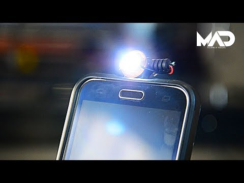 How to make a selfie light (Flash) - EASY