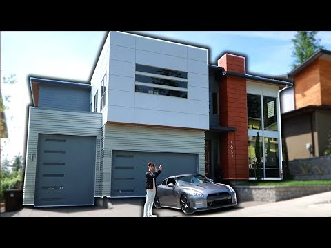 IM BUILDING MY $2M DREAM HOUSE at AGE 17 | David Vlas