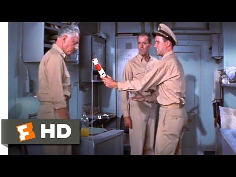 Mister Roberts (1955) - A Firecracker Scene (6/10) | Movieclips