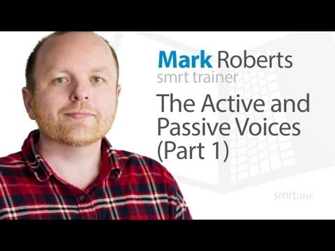The Active & Passive Voices #1