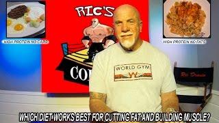 Download The Best Diet For Bodybuilding? Video