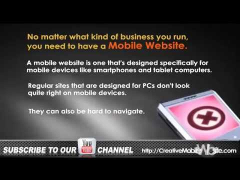 Malaysia Mobile Website Design - What is a Mobile Website?