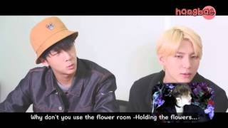 [ENG SUB] VIXX reacting to Chained Up