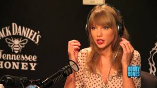 Taylor Swift Interview Part 1