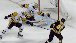 Krejci finishes pretty passing play after Penguins turnover