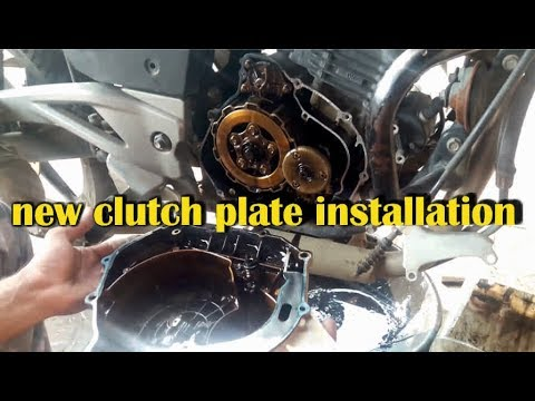 pulsar 220 pickup problem solutions - how to install clutch plates on pulsar 220