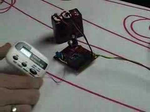 Timed Detonator Circuit