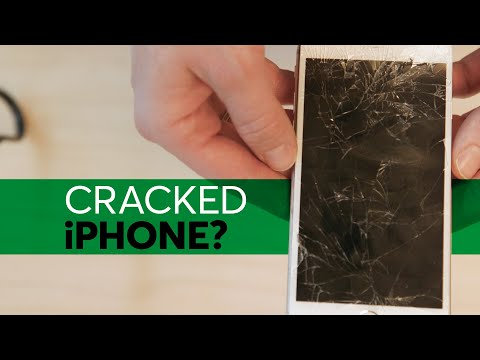 Fixing a Cracked iPhone Screen | Consumer Reports