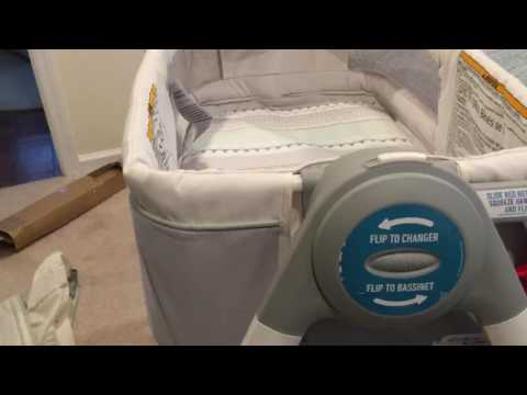 Bassinet Changer Review And Assembly