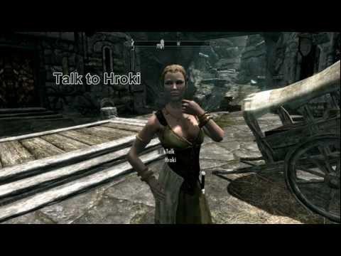 How to Marry Hroki in Skyrim