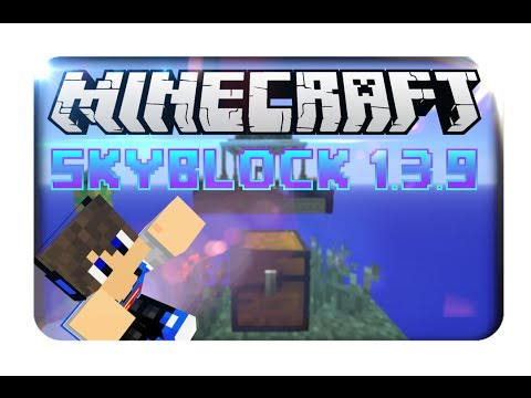 Minecraft SkyBlock Update 1.3.9 +Download [720p]