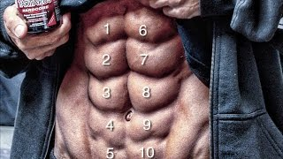 6 Pack Abs is nothing!  This is a  10-pack  - 100% Legit