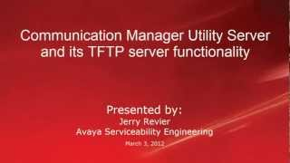 Configuring an Avaya System Platform to Sync with a NTP