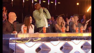 Choir Group Makes Judges Dance Along With Their Performance | Judge Cut 4 | America