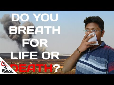 6 Deadly Diseases caused by Air Pollution || AJMEDNEWS #006