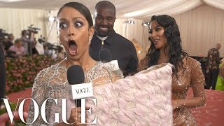 LIZA KOSHY FANGIRLING OVER CELEBRITIES FOR 30 MINUTES STRAIGHT.