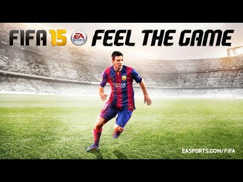 Fifa 15 (no crack install and play 100% working)