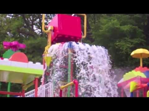 Legoland Windsor Duplo Valley -  SPLASH SAFARI & BRICKVILLE