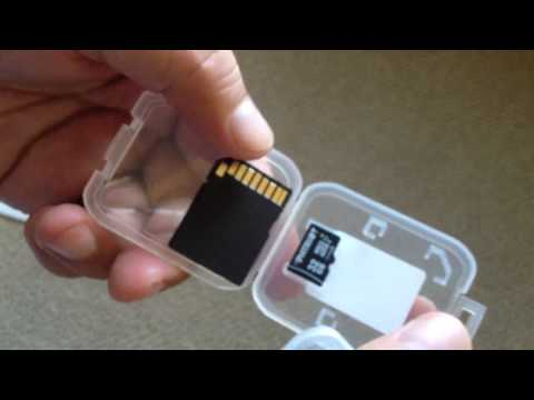 Unboxing $24.99 Patriot 32GB Micro SD Class 10 With Adapter 40mb/s 2-Pack Ebay BeachCamera
