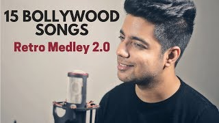Old Hindi Songs Mashup   Bollywood Retro Medley 2.0   Siddharth Slathia