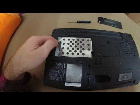 Hard Drive Is SATA or PATA?? (Dell Inspiron 640m laptop)