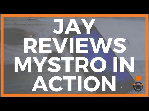 Jay Reviews Mystro in Action