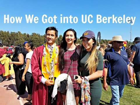 How We Got into UC Berkeley || Q&A