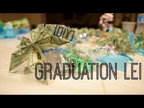 DIY | Graduation Flower Money/Candy Lei