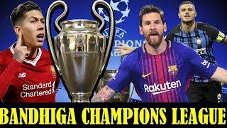 Faaqidaada Champions Leage-ga, Sadexleydii Messi & Kulamadii kale