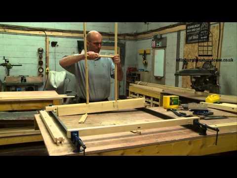 Sash and Case Window Construction