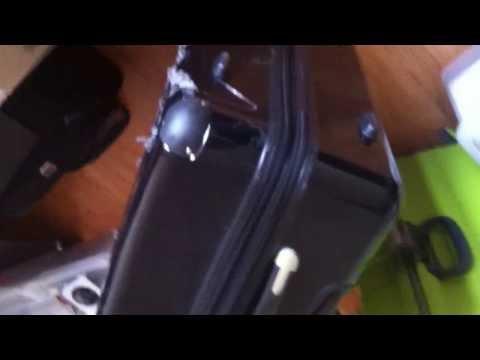 Think Twice Before Buy HAUPTSTADTKOFFER® Hard-side suitcase max. 87 liter  from sagenta-gmbh ebay