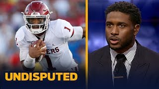 Reggie Bush on whether Alabama regrets letting go of Jalen Hurts | CFB | UNDISPUTED