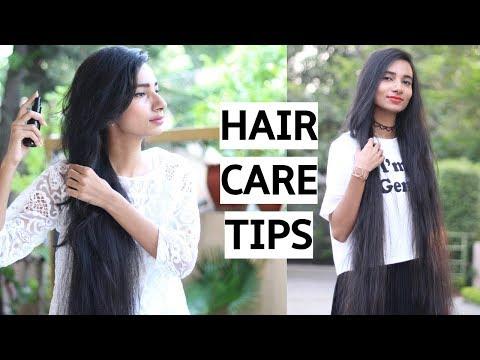 Hair Care Tips in Hindi | बालों का झड़ना रोके, सिल्की, स्मूथ और लम्बे घने बालों के उपाय