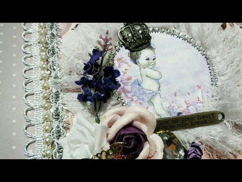 Princess Baby Hard Cover Album Re-Cover