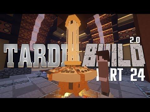 Minecraft Tardis Build | 24