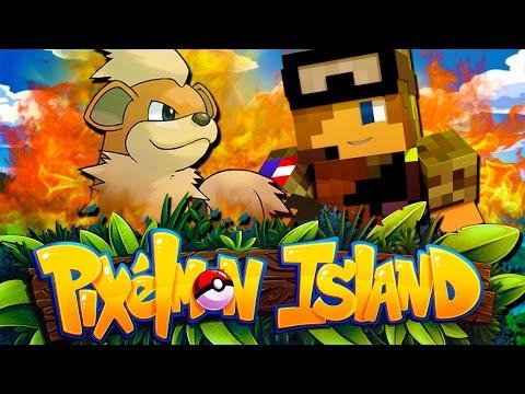 Pixelmon Island SMP! -