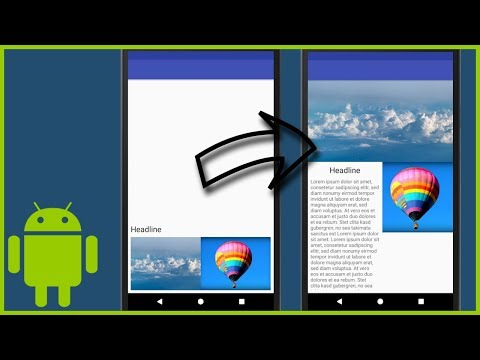 ConstraintLayout Tutorial Part 6 - CONSTRAINTSETS - Android Studio Tutorial