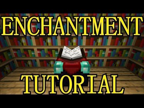 Minecraft 360 | Enchantment Table Basics/Tutorial | TU7 | 1.0.1