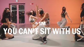 SUNMI - You can't sit with us / Jane Kim Choreography