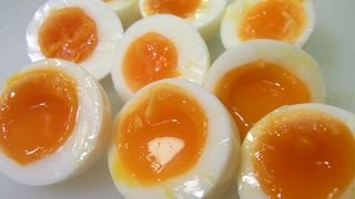 How To Make Half Boiled Egg