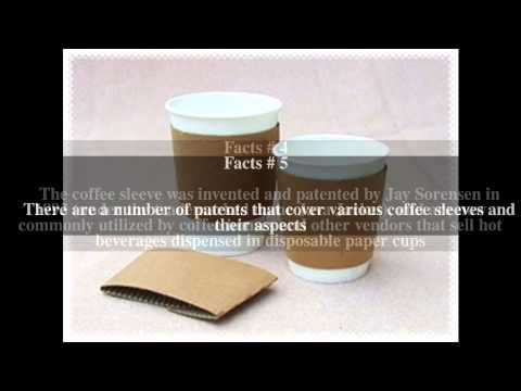 Coffee cup sleeve Top # 9 Facts