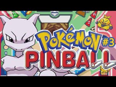 Buscando MEW y MEWTWO en Pokemon #3 - Pokémon Pinball Ruby Sapphire GBA - Nintendo Retro Games