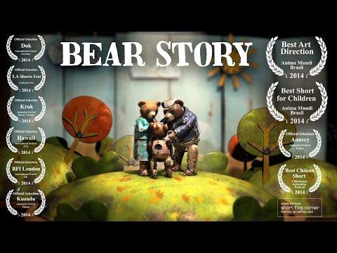 Trailer Historia de un oso