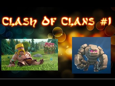 Clash of clans EP 1 - In need for clan members